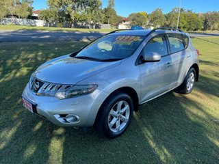 2009 Nissan Murano Z51 TI Silver 6 Speed Constant Variable Wagon.