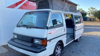 1994 Mazda E2000 Deluxe (LWB) White 5 Speed Manual Van.