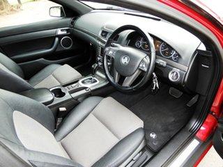 2010 Holden Calais VE MY10 Burgundy 6 Speed Sports Automatic Sedan