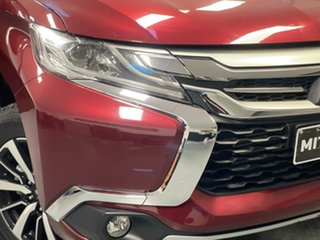 2015 Mitsubishi Pajero Sport QE MY16 GLS Maroon 8 Speed Sports Automatic Wagon.