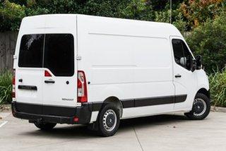 2015 Renault Master X62 Low Roof SWB White 6 Speed Manual Van.