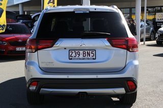 2015 Mitsubishi Outlander ZK MY16 XLS 2WD Cool Silver 6 Speed Constant Variable Wagon