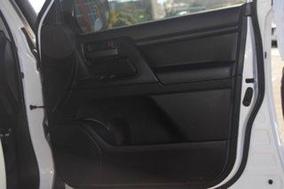 2017 Toyota Landcruiser VDJ200R GX Glacier White 6 Speed Sports Automatic Wagon
