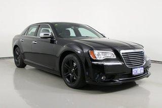 2013 Chrysler 300 MY12 C Luxury Black 8 Speed Automatic Sedan.