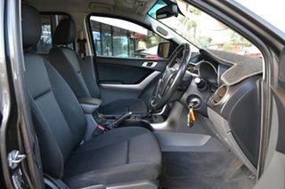 2016 Mazda BT-50 UR0YG1 XTR 4x2 Hi-Rider Brown 6 Speed Sports Automatic Utility.