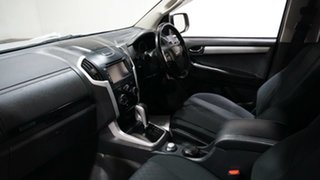 2018 Isuzu D-MAX MY18 LS-M Crew Cab Silver 6 Speed Sports Automatic Utility