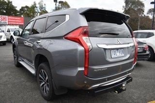 2016 Mitsubishi Pajero Sport QE MY17 GLS Grey 8 Speed Sports Automatic Wagon.