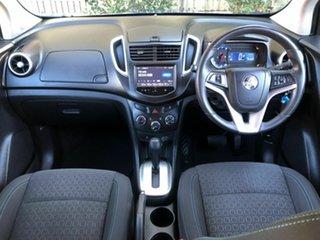 2014 Holden Trax TJ MY14 LS Blue 6 Speed Automatic Wagon