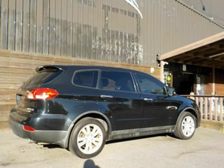 2008 Subaru Tribeca B9 MY08 R AWD Black 5 Speed Sports Automatic Wagon