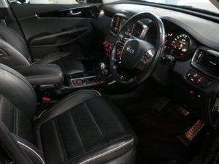 2018 Kia Sorento UM MY19 GT-Line AWD Black 8 Speed Sports Automatic Wagon