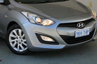 2012 Hyundai i30 GD Active 6 Speed Sports Automatic Hatchback.