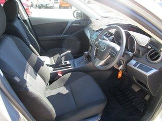 2013 Mazda 3 BL10F2 MY13 Maxx Activematic Sport Silver 5 Speed Sports Automatic Sedan