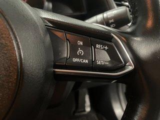 2018 Mazda 3 BN5238 SP25 SKYACTIV-Drive Black 6 Speed Sports Automatic Sedan
