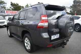 2016 Toyota Landcruiser Prado GDJ150R GXL Grey 6 Speed Sports Automatic Wagon.