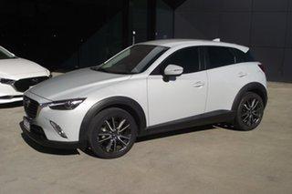 2015 Mazda CX-3 DK4W7A sTouring SKYACTIV-Drive i-ACTIV AWD Ceramic 6 Speed Sports Automatic Wagon
