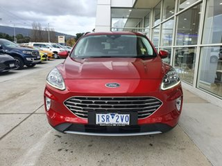 2020 Ford Escape ZG 2019.75MY Trend Red 6 Speed Sports Automatic SUV.