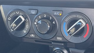 2019 Suzuki Swift AZ GL White 5 Speed Manual Hatchback