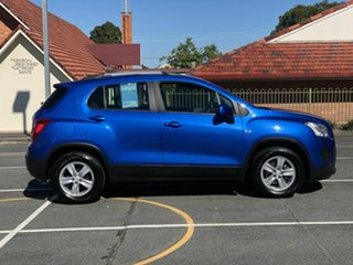 2014 Holden Trax TJ MY14 LS Blue 6 Speed Automatic Wagon.