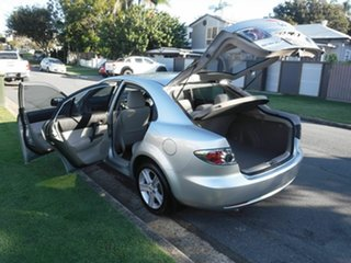 2006 Mazda 6 GG SERIES II Classic Silver 5 Speed Automatic Hatchback