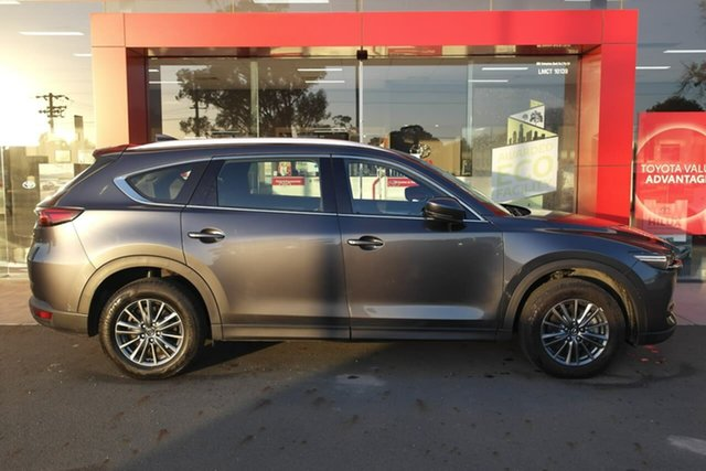Pre-Owned Mazda CX-8 KG2W2A Sport SKYACTIV-Drive FWD Swan Hill, 2018 Mazda CX-8 KG2W2A Sport SKYACTIV-Drive FWD 6 Speed Sports Automatic Wagon