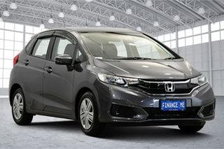 2018 Honda Jazz GF MY19 VTi Grey 1 Speed Constant Variable Hatchback.
