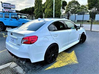 2015 Subaru WRX V1 MY15 Premium Lineartronic AWD White 8 Speed Constant Variable Sedan.