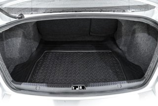 2013 Mitsubishi Lancer CJ MY13 LX Silver 6 Speed Constant Variable Sedan