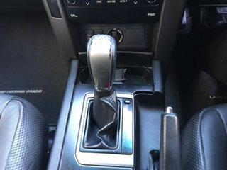 2013 Toyota Landcruiser Prado KDJ150R Altitude Silver Pearl 5 Speed Sports Automatic Wagon