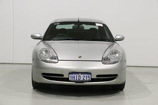 1998 Porsche 911 Carrera Silver 5 Speed Tiptronic Cabriolet.