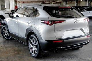 2021 Mazda CX-30 DM2WLA G25 SKYACTIV-Drive Touring Silver 6 Speed Sports Automatic Wagon