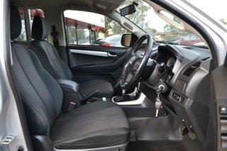 2016 Isuzu D-MAX MY15 LS-M Crew Cab Silver 5 Speed Sports Automatic Utility.