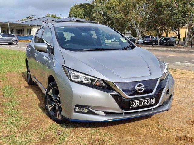 Demo Nissan Leaf ZE1 e+ St Marys, 2021 Nissan Leaf ZE1 e+ Platinum 1 Speed Reduction Gear Hatchback