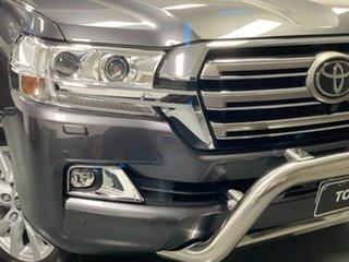 2019 Toyota Landcruiser VDJ200R Sahara Magnetic Grey 6 Speed Sports Automatic Wagon.