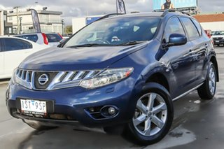 2009 Nissan Murano Z51 TI Blue 6 Speed Constant Variable Wagon.