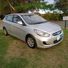 2017 Hyundai Accent RB6 MY18 Sport 6 Speed Automatic Hatchback