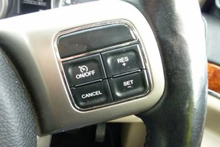 2012 Jeep Grand Cherokee WK MY2012 Limited Gold 5 Speed Sports Automatic Wagon