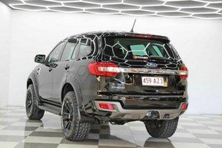 2018 Ford Everest UA II MY19 Trend (RWD 7 Seat) Black 10 Speed Auto Seq Sportshift SUV