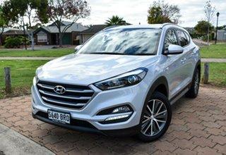2016 Hyundai Tucson TL Active X 2WD Silver 6 Speed Sports Automatic Wagon.