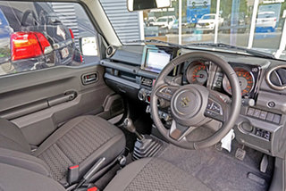2020 Suzuki Jimny JB74 GLX Grey 5 Speed Manual Hardtop
