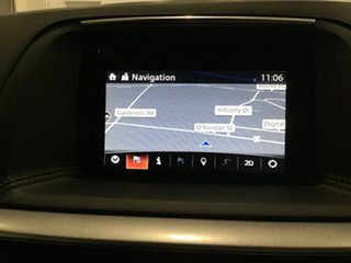 2016 Mazda CX-5 KE1072 Maxx SKYACTIV-Drive FWD Sport Meteor Grey 6 Speed Sports Automatic Wagon