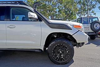 2013 Toyota Landcruiser VDJ200R MY12 VX Blizzard Pearl 6 Speed Sports Automatic Wagon