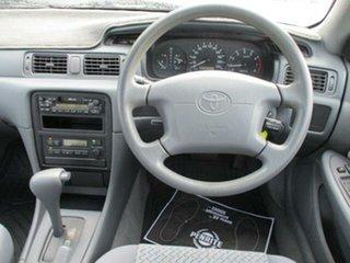 1998 Toyota Camry CSX White Automatic Sedan