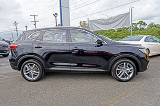 2021 MG HS SAS23 MY21 Excite DCT FWD Black 7 Speed Sports Automatic Dual Clutch Wagon