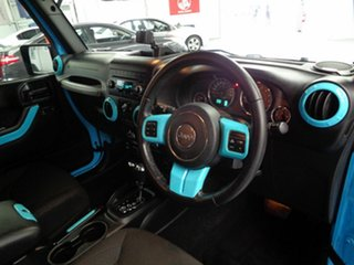 2018 Jeep Wrangler JK MY18 Unlimited Sport Blue 5 Speed Automatic Softtop