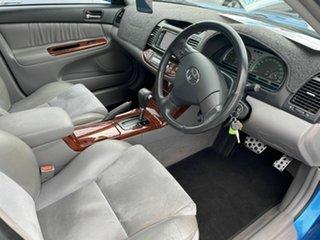 2006 Toyota Camry MCV36R 06 Upgrade Azura Blue 4 Speed Automatic Sedan