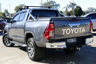 2017 Toyota Hilux GUN126R 4x4 Graphite 6 Speed Automatic Dual Cab.