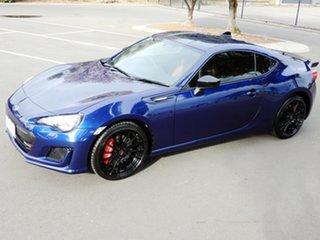 2021 Subaru BRZ Z1 MY20 TS Lapis Blue 6 Speed Sports Automatic Coupe