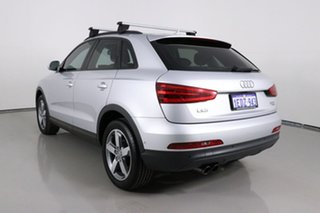 2013 Audi Q3 8U 2.0 TFSI Quattro (125kW) Silver 7 Speed Auto Dual Clutch Wagon