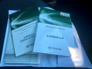 2019 Toyota Corolla Mzea12R Ascent Sport White 10 Speed Constant Variable Sedan