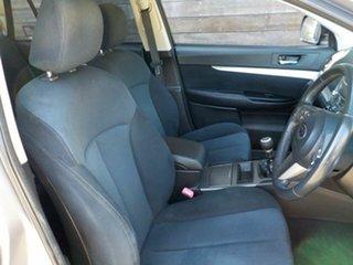 2009 Subaru Outback B5A MY10 2.5i AWD Silver 6 Speed Manual Wagon